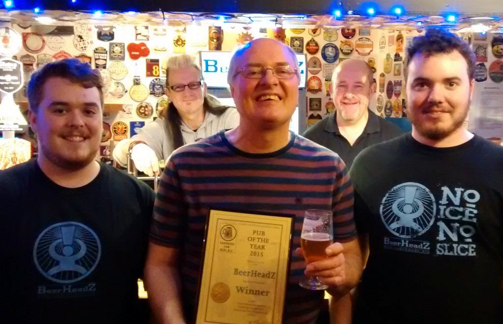 Second award for Retford