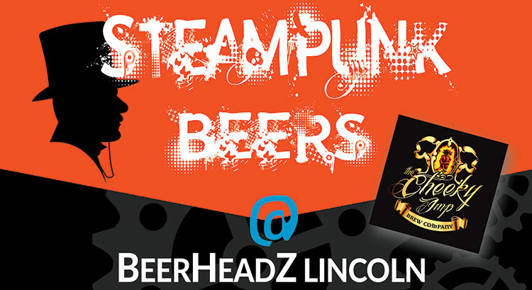 Steampunks at BeerHeadZ
