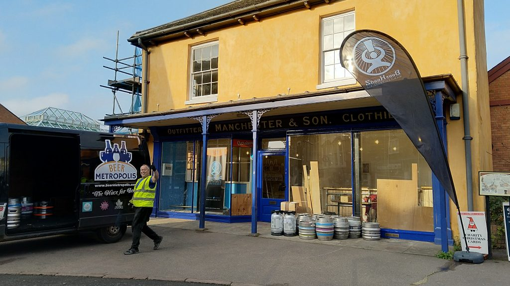 BeerHeadZ No.5 opens