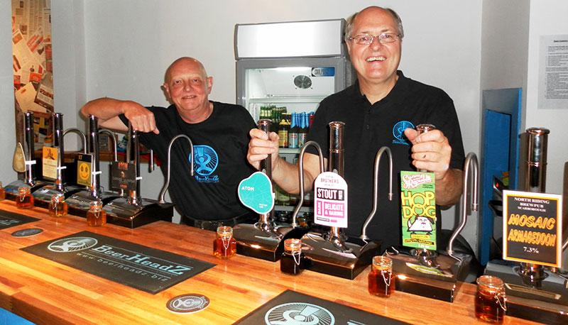 BeerHeadZ-team