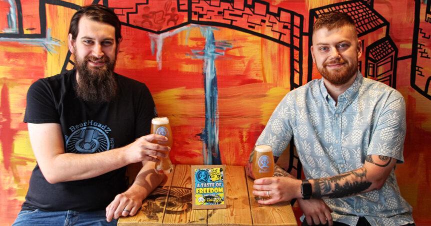 BeerHeadZ competition winner