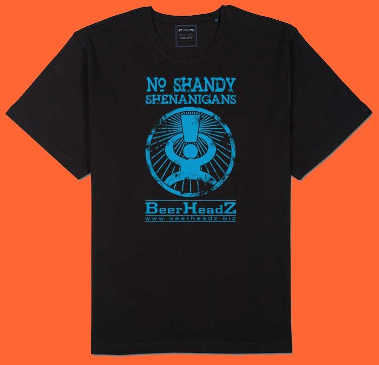 BeerHeadZ T-shirt