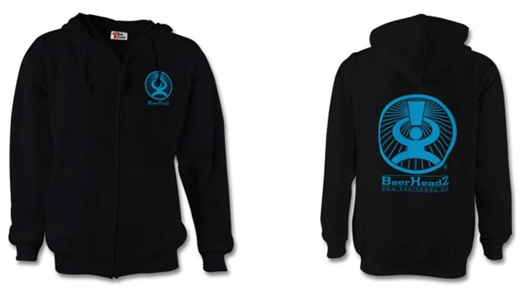 BeerHeadZ hoodie